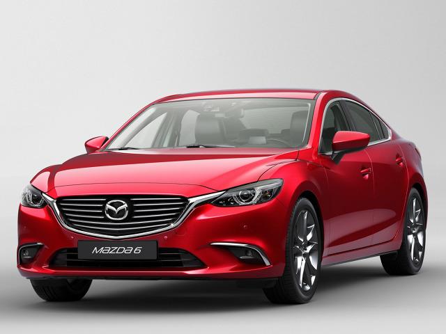 zdjęcie Mazda 6 Sedan 2015