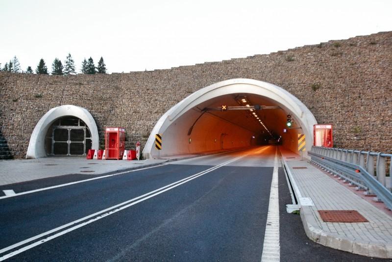Budowa Dróg Nowe Tunele Na Mapie Drogowej Polski