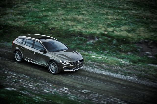 Volvo V60 Cross Country / Fot. Volvo