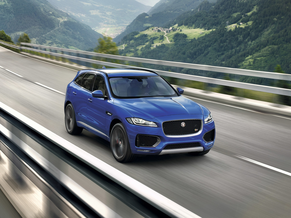Jaguar F-Pace / Fot. Jaguar
