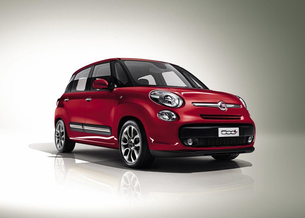 Fiat 500L, Fot:Fiat
