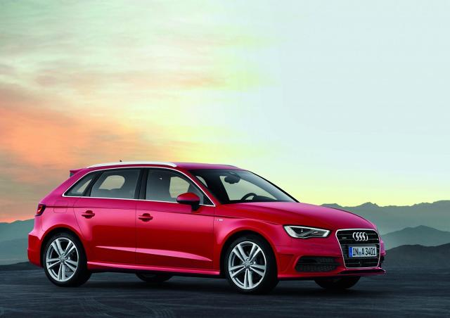 Audi A3 / Fot. Audi