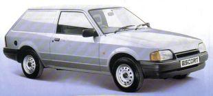 Ford Escort IV (1986 - 1990) Furgon