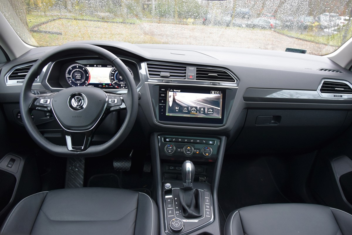 Skoda Kodiaq czy Volkswagen Tiguan Allspace Por³wnanie SUV ³w