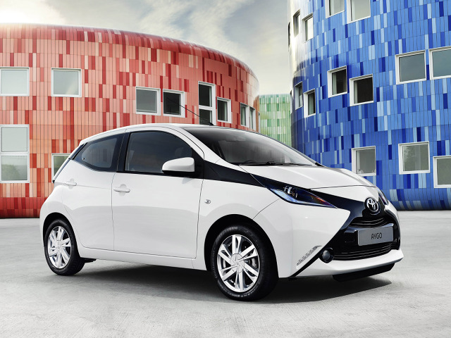 zdjęcie Toyota Aygo 10