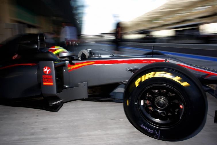 HRT zmienia kierowcę, Ricciardo pojedzie w GP Wielkiej Brytanii