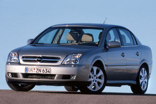 Opel Vectra C (2002 - 2008) Sedan