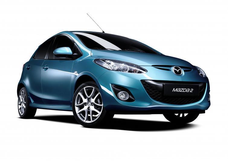 Mazda - limitowane wersje kilku modeli