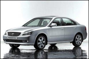 Kia Magentis II (2005 - 2010) Sedan