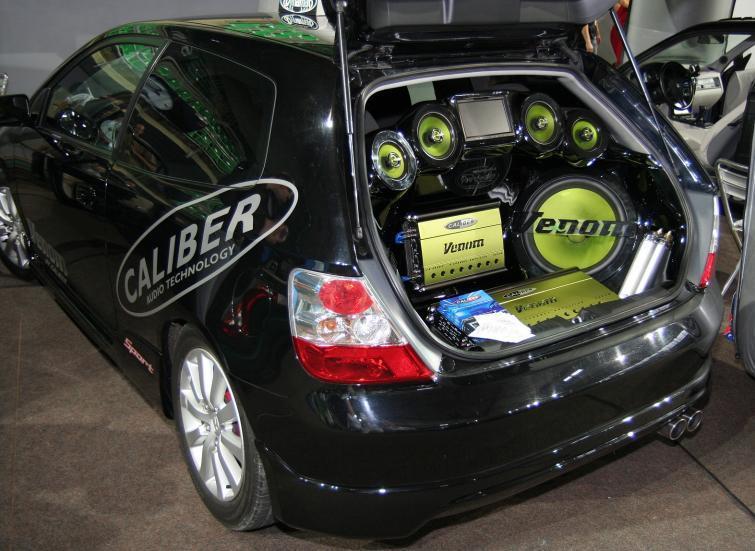 Piękne i szybkie samochody czyli Tuning Show w Bydgoszczy