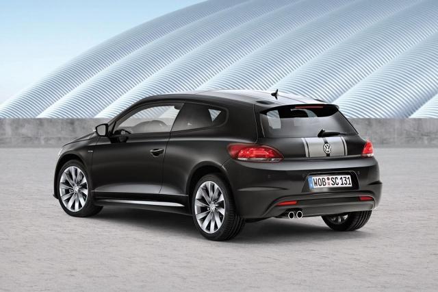 zdjęcie Volkswagen Scirocco Million Edition