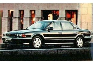 Mitsubishi Sigma (1990 - 1997) Sedan
