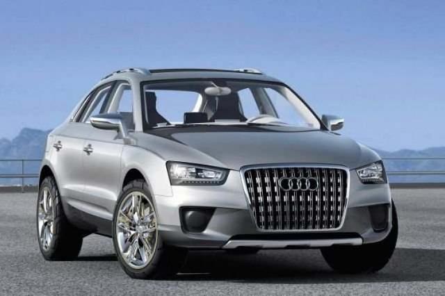 Seat zatrudni 700 pracowników przy produkcji Audi Q3