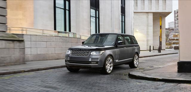 Range Rover SVAutobiography / Fot. Land Rover