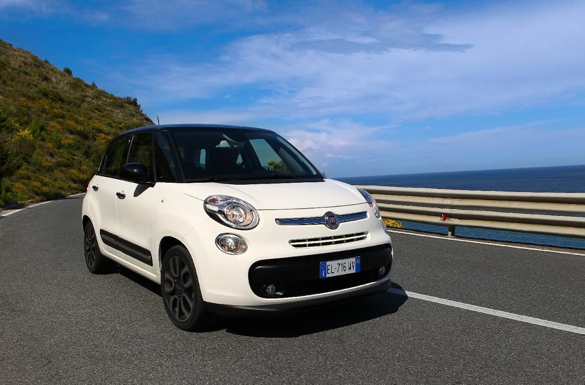 Fiat 500L Fot: Fiat
