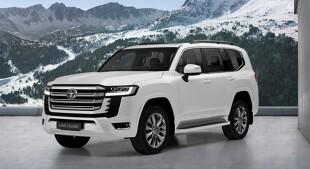 Toyota Land Cruiser. Nowe wydanie nie dla Europy