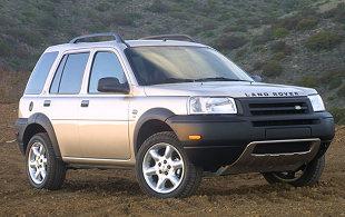 Land Rover Freelander I (1998 - 2006)