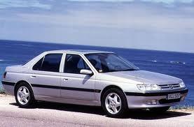 Peugeot 605 (1989 - 1999) Sedan