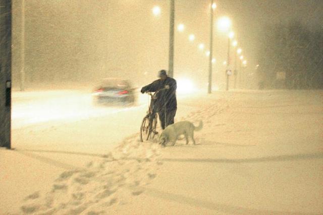 Drogowcy podsumowali koszty ataku zimy - w weekend to prawie milion