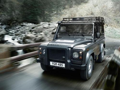 Fot. Land Rover