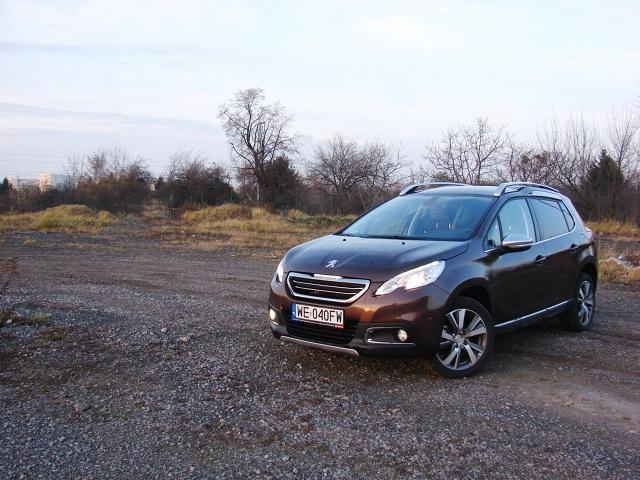 zdjęcie Peugeot 2008 HDi