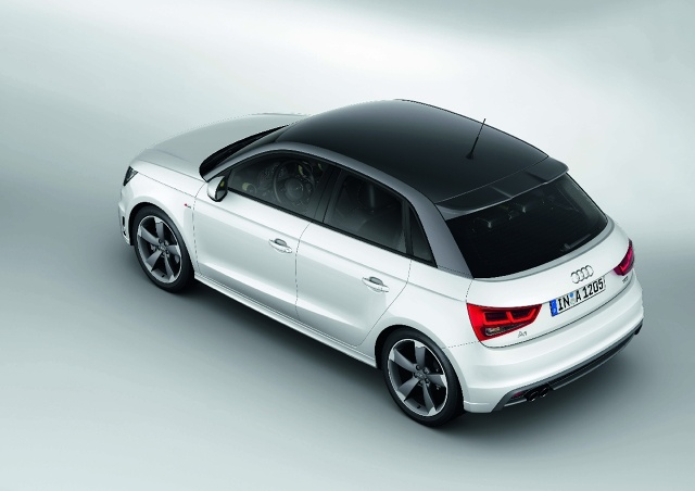 zdjęcie Audi A1 Sportback S line