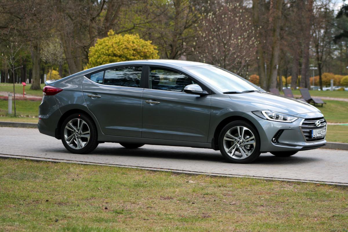 Hyundai Elantra Swiatowiec W Szostym Wydaniu