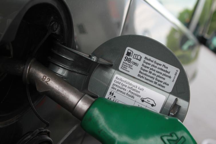 Ceny paliw znowu w górę. Drożeją benzyny, diesel i LPG