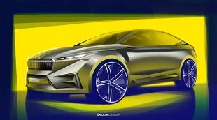 Genewa 2019. Nowe auto elektryczne Skody