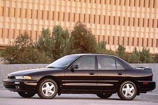 Mitsubishi Galant VII (1992 - 1997) Sedan