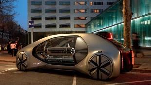 Renault EZ-GO. Pierwsza w Polsce prezentacja elektrycznego auta autonomicznego