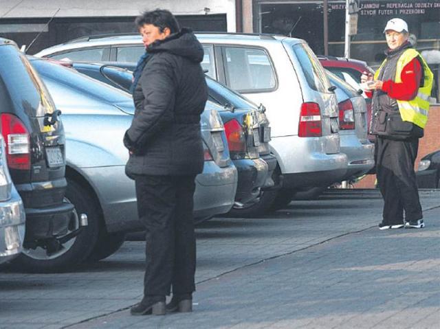 Parkingi w Koszalinie: Zaparkujesz i wyślesz SMS-a