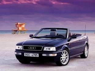 Audi 80 IV (B4) (1991 - 1996) Kabriolet