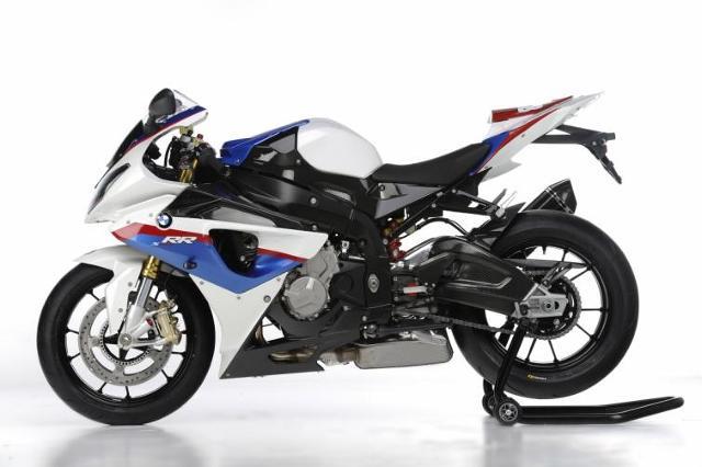 BMW S1000RR - limitowana edycja sportowego motocykla