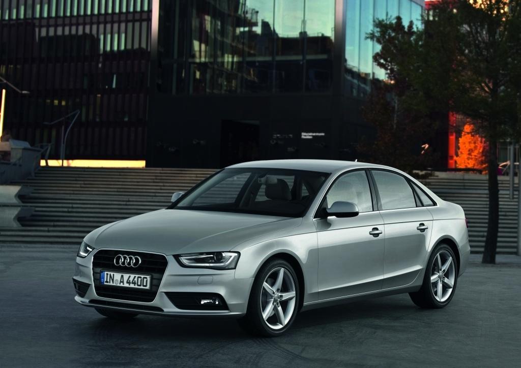 Audi A4 Po Face Liftingu