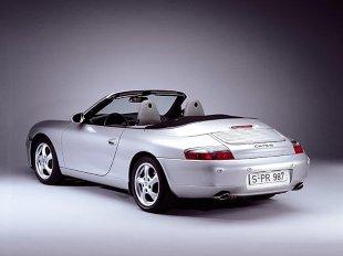 Porsche 911 996 (1997 - 2005) Kabriolet