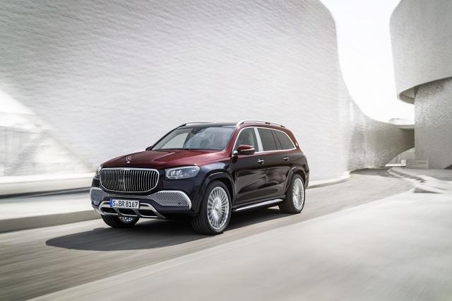 Mercedes postanowił ze swojego największego SUV-a uczynić synonim luksusu. Bentley Bentayga oraz Rolls-Royce Cullinan mają nowego rywala.   Fot. Mercedes
