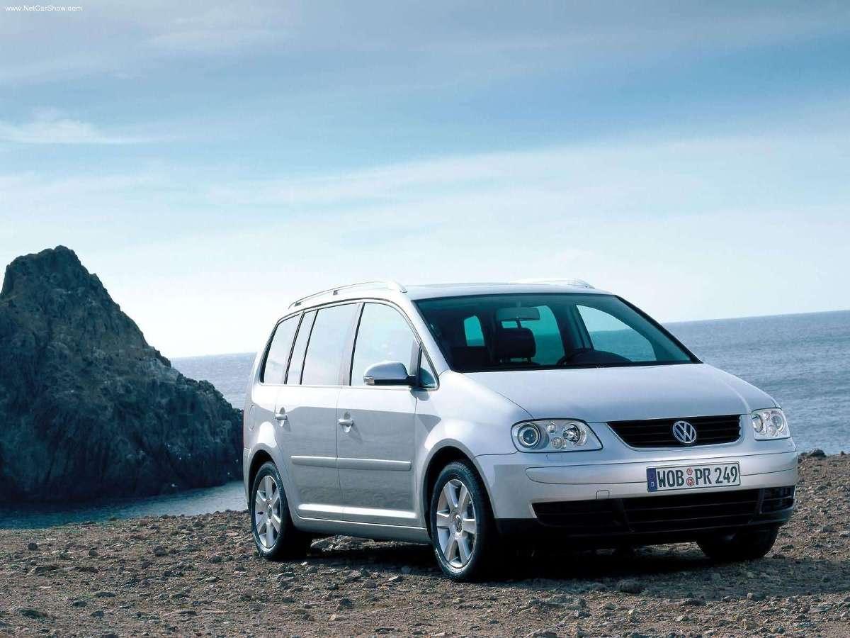 Volkswagen Touran (2002-2006), Fot: Volkswagen