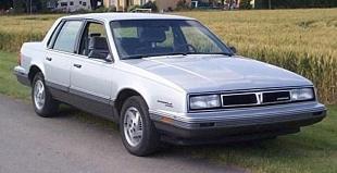 Pontiac 6000 (1982 - 1991) Sedan