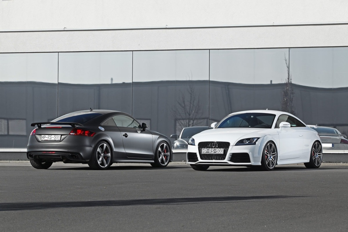 Audi TT RS  / Fot. HPerformance