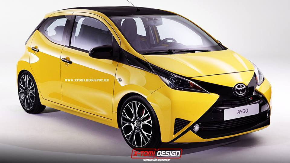 toyota aygo w wariancie t sport. Black Bedroom Furniture Sets. Home Design Ideas