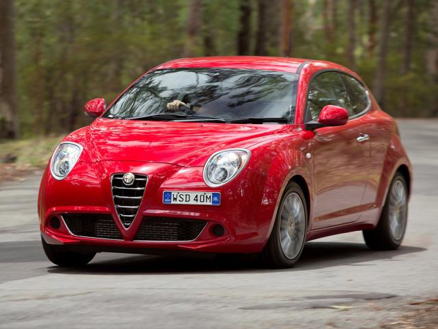 zdjęcie Alfa Romeo MiTo 2013 FL