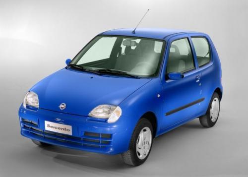 Fot. Fiat: Fiat Seicento to najtańszy nowy samochód na naszym rynku.