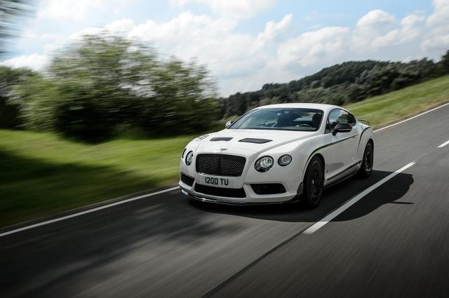 Bentley Continental GT3-R / Fot. Bentley