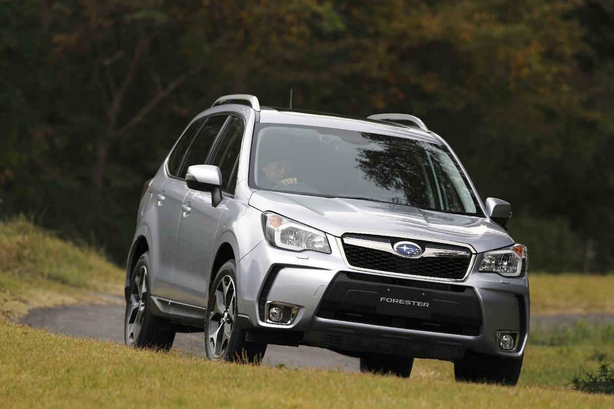 Subaru forester fot subaru