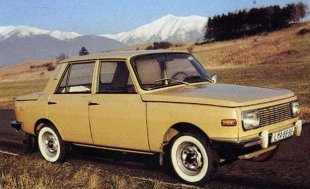 Wartburg 353 I (1966 - 1991) Sedan