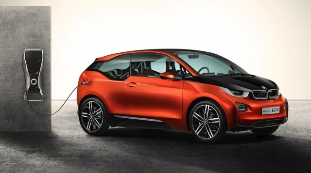 zdjęcie BMW i3 Concept Coupe
