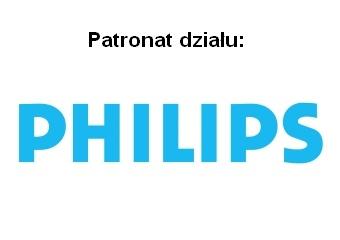 Patronat działu: Philips