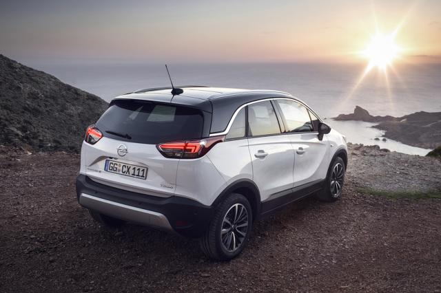 zdjęcie Opel Crossland X