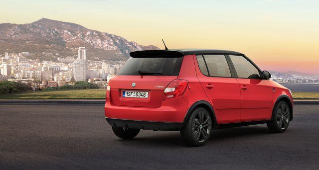 zdjęcie Skoda Fabia Hatchback Monte Carlo